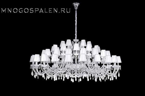 Люстра BLANCA SP 60 купить в салоне-студии мебели Барселона mnogospalen.ru много спален мебель Италии классические современные