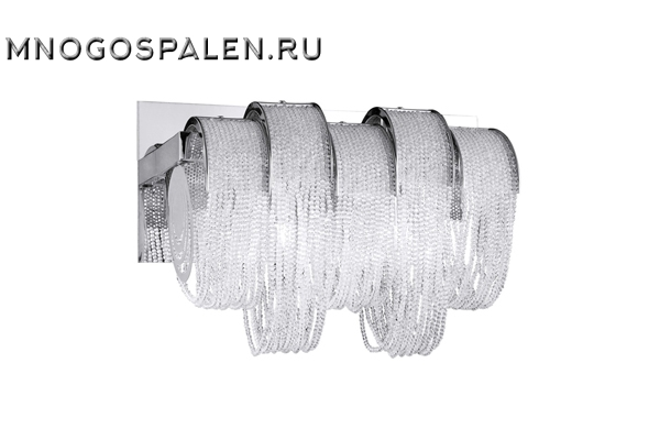 Люстра CITY LIGHTS CRYSTAL AP 3 купить в салоне-студии мебели Барселона mnogospalen.ru много спален мебель Италии классические современные