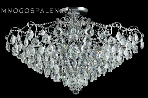 Люстра CONTESSA SP 12 купить в салоне-студии мебели Барселона mnogospalen.ru много спален мебель Италии классические современные