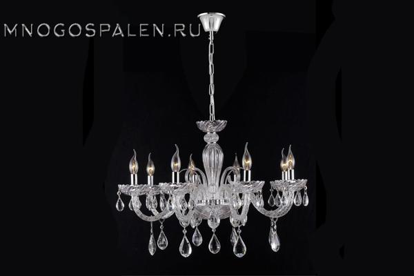 Люстра COVE SP 8 купить в салоне-студии мебели Барселона mnogospalen.ru много спален мебель Италии классические современные