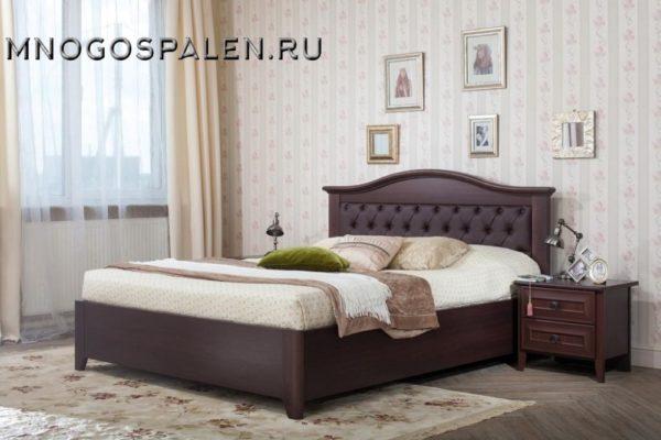 Спальня Виктория купить в салоне-студии мебели Барселона mnogospalen.ru много спален мебель Италии классические современные