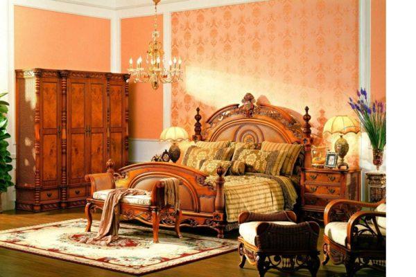 Кровать Alexander купить в салоне-студии мебели Барселона mnogospalen.ru много спален мебель Италии классические современные