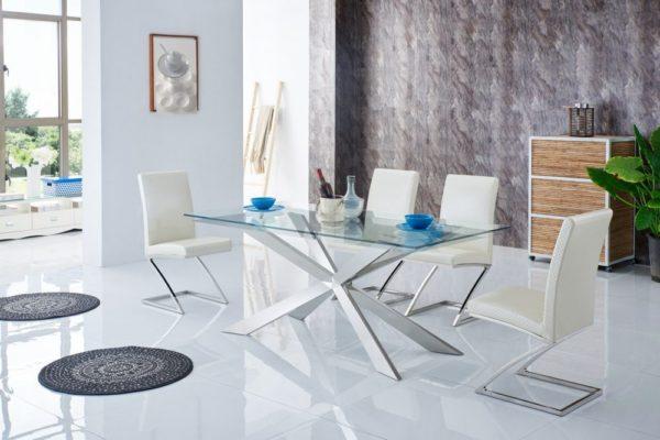 Стол T088 купить в салоне-студии мебели Барселона mnogospalen.ru много спален мебель Италии классические современные
