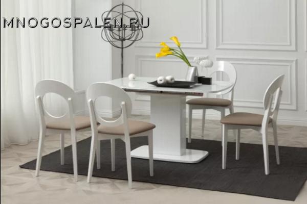 Стол Рио купить в салоне-студии мебели Барселона mnogospalen.ru много спален мебель Италии классические современные