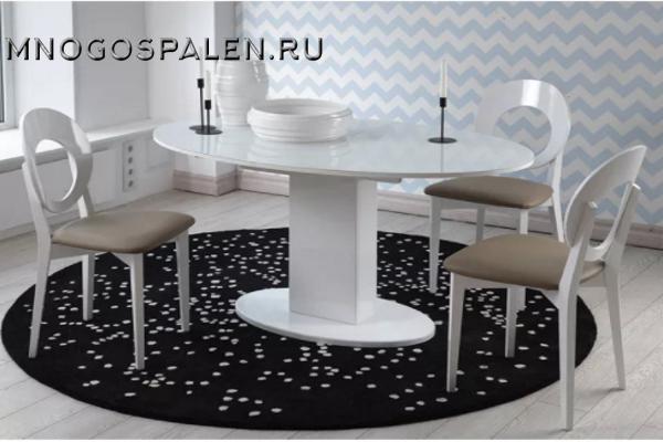 Стол Торонто-2 купить в салоне-студии мебели Барселона mnogospalen.ru много спален мебель Италии классические современные