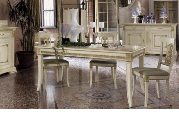 Гостиная Vivaldi Bianco купить в салоне-студии мебели Барселона mnogospalen.ru много спален мебель Италии классические современные