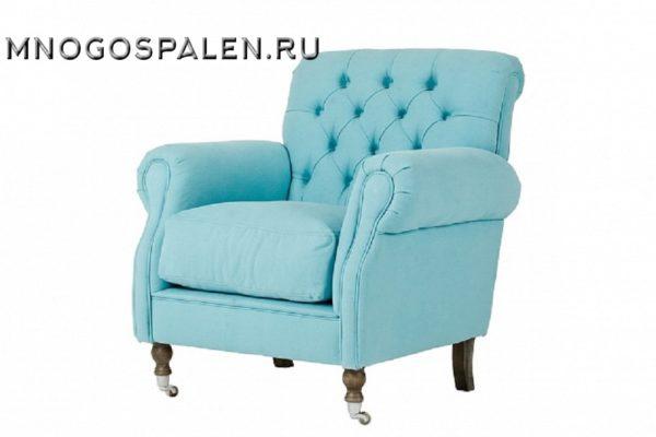 Кресло KD010-R9738 купить в салоне-студии мебели Барселона mnogospalen.ru много спален мебель Италии классические современные