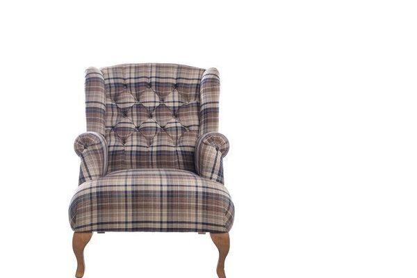 Кресло Flemming купить в салоне-студии мебели Барселона mnogospalen.ru много спален мебель Италии классические современные
