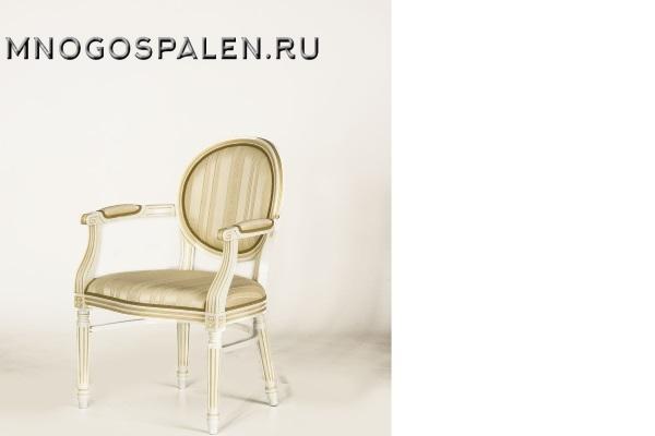 Кресло Луиз-2 купить в салоне-студии мебели Барселона mnogospalen.ru много спален мебель Италии классические современные