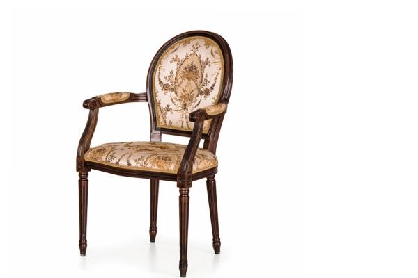 Кресло Луиз-5 купить в салоне-студии мебели Барселона mnogospalen.ru много спален мебель Италии классические современные