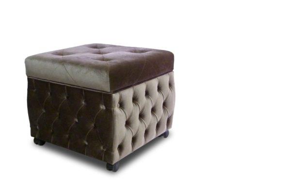 Пуф Jacob купить в салоне-студии мебели Барселона mnogospalen.ru много спален мебель Италии классические современные