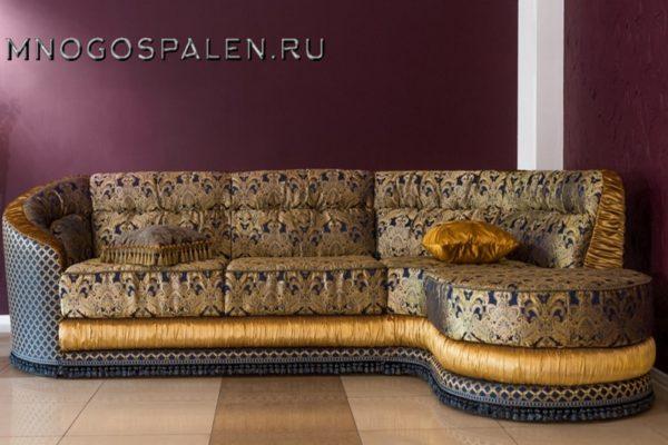 ДИВАН CAIRO купить в салоне-студии мебели Барселона mnogospalen.ru много спален мебель Италии классические современные