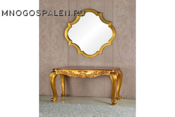Консоль А89008-1 Margaret купить в салоне-студии мебели Барселона mnogospalen.ru много спален мебель Италии классические современные