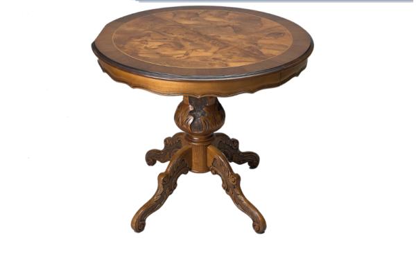 Стол обеденный 337 R купить в салоне-студии мебели Барселона mnogospalen.ru много спален мебель Италии классические современные