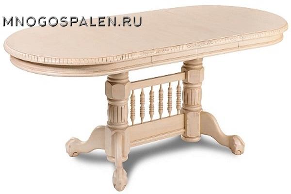 Стол HNDT - 4296 SWC купить в салоне-студии мебели Барселона mnogospalen.ru много спален мебель Италии классические современные