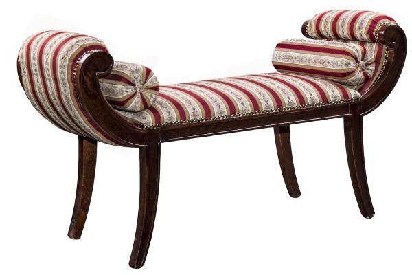 Банкетка 417 купить в салоне-студии мебели Барселона mnogospalen.ru много спален мебель Италии классические современные