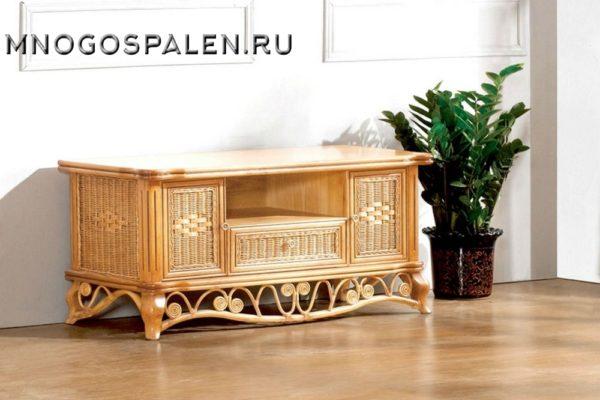 ТВ-тумба 5011 купить в салоне-студии мебели Барселона mnogospalen.ru много спален мебель Италии классические современные