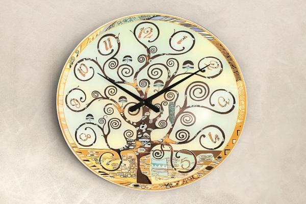 Часы Albero della vita купить в салоне-студии мебели Барселона mnogospalen.ru много спален мебель Италии классические современные