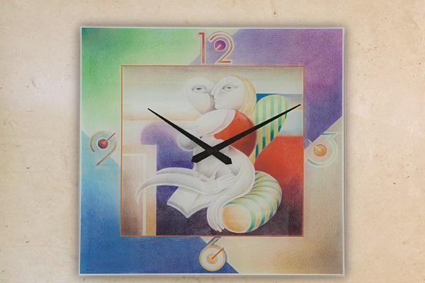 Часы Picasso купить в салоне-студии мебели Барселона mnogospalen.ru много спален мебель Италии классические современные