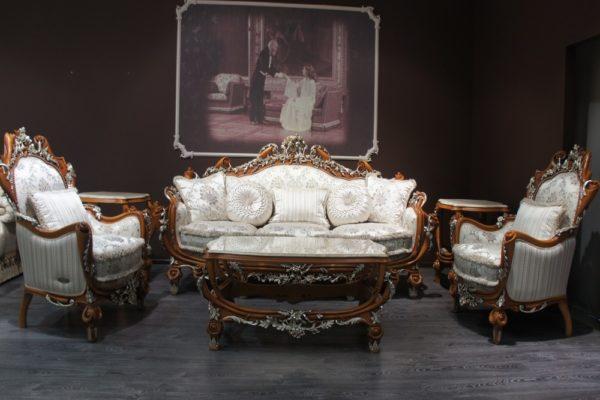 Диван Сорренто купить в салоне-студии мебели Барселона mnogospalen.ru много спален мебель Италии классические современные