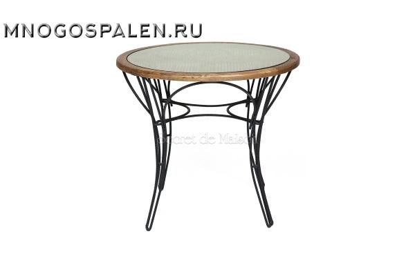 Стол Secret De Maison PIEMONTE (mod.T9081) купить в салоне-студии мебели Барселона mnogospalen.ru много спален мебель Италии классические современные