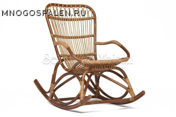 Кресло-качалка Secret De Maison Andersen купить в салоне-студии мебели Барселона mnogospalen.ru много спален мебель Италии классические современные