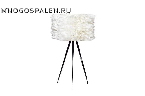Лампа настольная на треноге купить в салоне-студии мебели Барселона mnogospalen.ru много спален мебель Италии классические современные