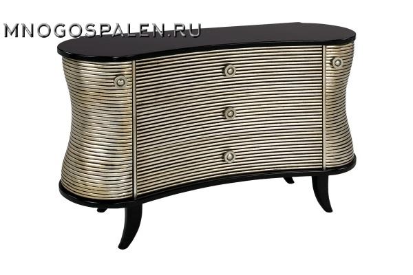 Комод ART-1944-S купить в салоне-студии мебели Барселона mnogospalen.ru много спален мебель Италии классические современные