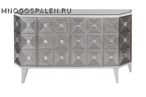 Комод ART-B1980-S купить в салоне-студии мебели Барселона mnogospalen.ru много спален мебель Италии классические современные