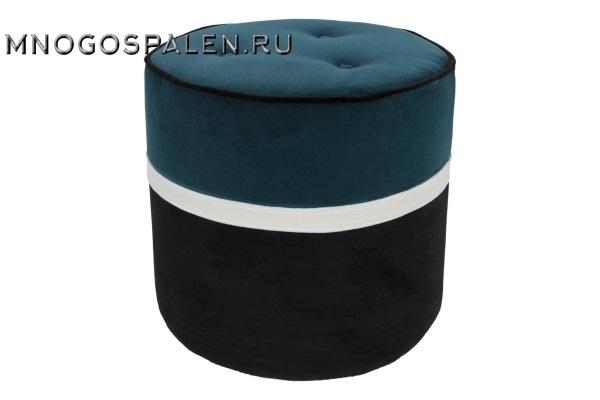 ПУФ LODRY купить в салоне-студии мебели Барселона mnogospalen.ru много спален мебель Италии классические современные