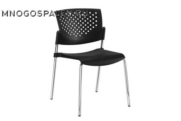 Дизайнерский стул Butterfly черный купить в салоне-студии мебели Барселона mnogospalen.ru много спален мебель Италии классические современные