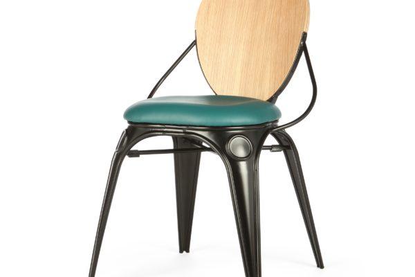 Стул Louix Green  21403 купить в салоне-студии мебели Барселона mnogospalen.ru много спален мебель Италии классические современные