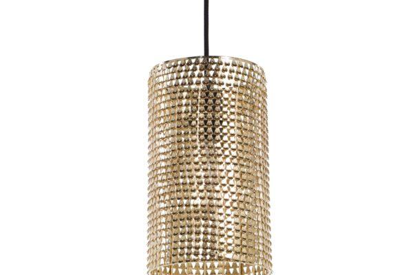 Подвесной светильник Mesh Gold  21964 купить в салоне-студии мебели Барселона mnogospalen.ru много спален мебель Италии классические современные