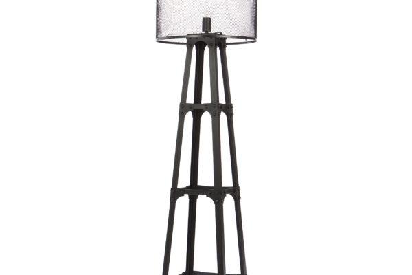 Напольный светильник Edison Miners 2  36301 купить в салоне-студии мебели Барселона mnogospalen.ru много спален мебель Италии классические современные