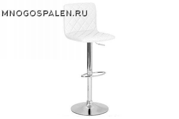 Барный стул 5003 белый купить в салоне-студии мебели Барселона mnogospalen.ru много спален мебель Италии классические современные