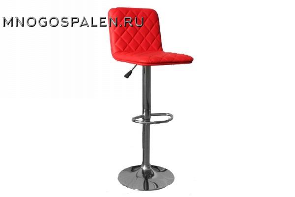 Барный стул 5003 красный купить в салоне-студии мебели Барселона mnogospalen.ru много спален мебель Италии классические современные