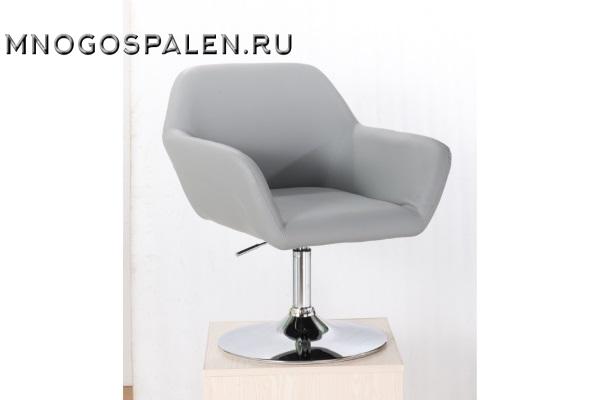 Кресло барное BCR-717 (серый) купить в салоне-студии мебели Барселона mnogospalen.ru много спален мебель Италии классические современные