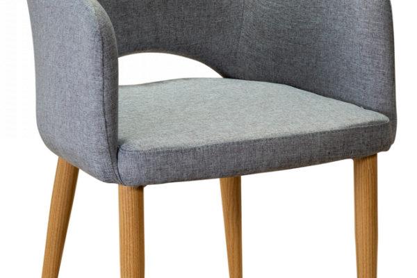 Кресло Ledger Сканди Грей купить в салоне-студии мебели Барселона mnogospalen.ru много спален мебель Италии классические современные