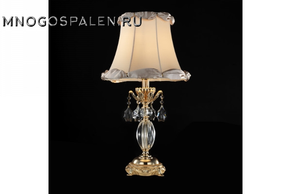 Настольная лампа FIOCCO 701911 (Lightstar) купить в салоне-студии мебели Барселона mnogospalen.ru много спален мебель Италии классические современные