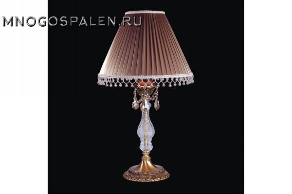 Настольная лампа GRESSA 786912 (Lightstar) купить в салоне-студии мебели Барселона mnogospalen.ru много спален мебель Италии классические современные