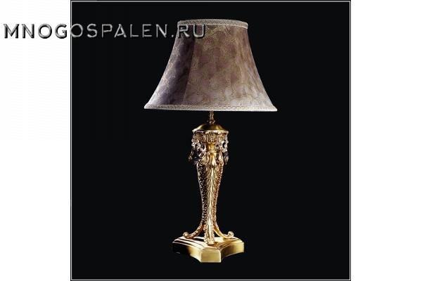 Настольная лампа GRESSA 786922 (Lightstar) купить в салоне-студии мебели Барселона mnogospalen.ru много спален мебель Италии классические современные