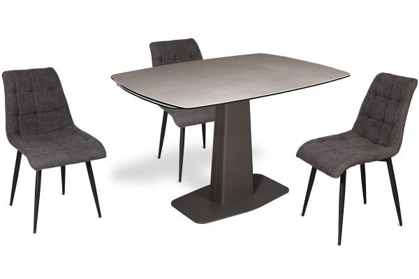 Стол COLOMBO купить в салоне-студии мебели Барселона mnogospalen.ru много спален мебель Италии классические современные