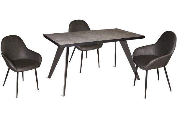 Стол ROGER купить в салоне-студии мебели Барселона mnogospalen.ru много спален мебель Италии классические современные