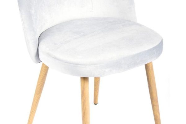 Стул Vivian серый купить в салоне-студии мебели Барселона mnogospalen.ru много спален мебель Италии классические современные