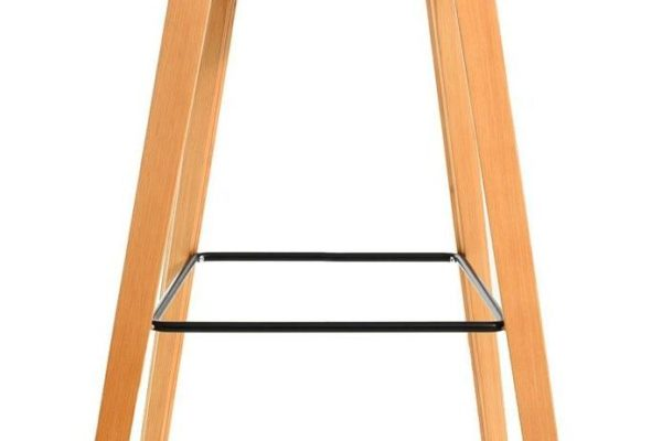 Барный стул Quadro серый купить в салоне-студии мебели Барселона mnogospalen.ru много спален мебель Италии классические современные