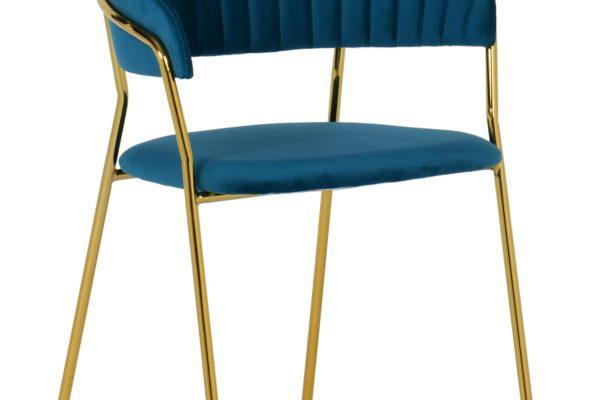 Стул Turin бирюзовый купить в салоне-студии мебели Барселона mnogospalen.ru много спален мебель Италии классические современные