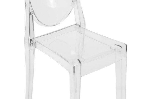 Стул Victoria Ghost прозрачный купить в салоне-студии мебели Барселона mnogospalen.ru много спален мебель Италии классические современные