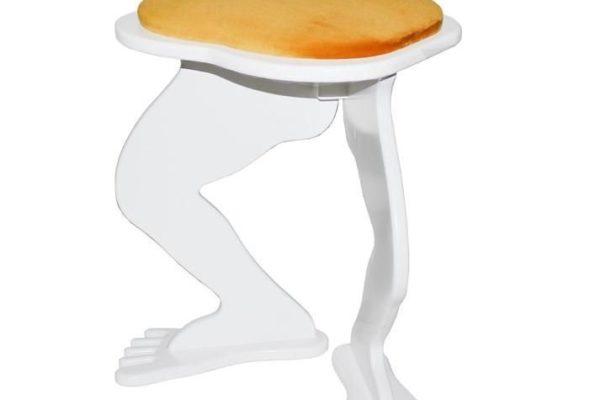 Табурет TROLL купить в салоне-студии мебели Барселона mnogospalen.ru много спален мебель Италии классические современные