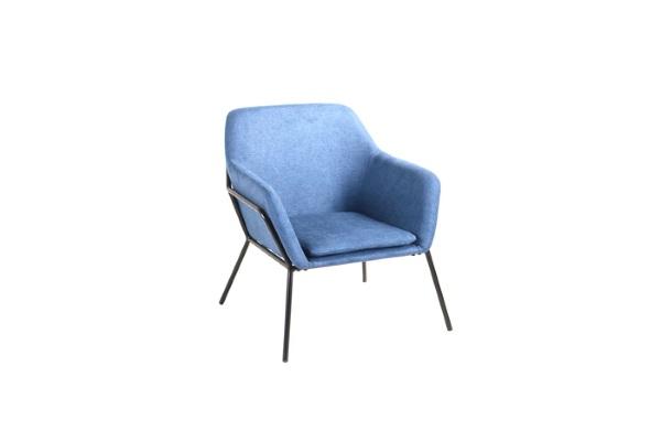 Кресло Шелфорд синее купить в салоне-студии мебели Барселона mnogospalen.ru много спален мебель Италии классические современные
