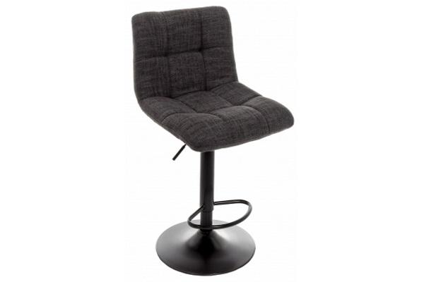 Барный стул Milton серый купить в салоне-студии мебели Барселона mnogospalen.ru много спален мебель Италии классические современные